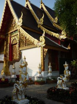 Monuments, Sites and Cultural Landscape of Chiang Mai, Capital of Lanna (T) by Ralf Regele