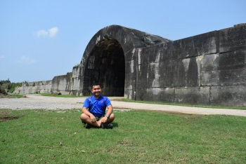 Citadel of the Ho Dynasty by bernard Joseph Esposo Guerrero