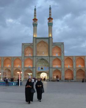Yazd by Solivagant