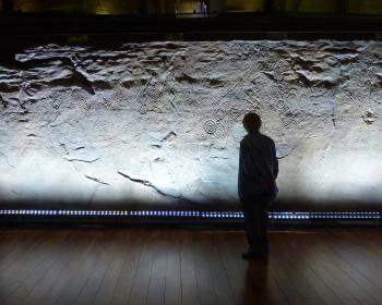 Daegokcheon Stream Petroglyphs (T) by Solivagant