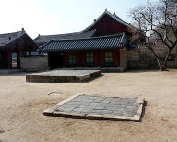 Jongmyo Shrine by Solivagant