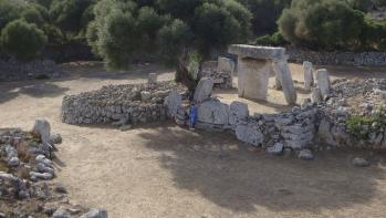 Talayotic Culture of Minorca (T) by Walter