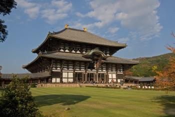 Ancient Nara by Gary Arndt