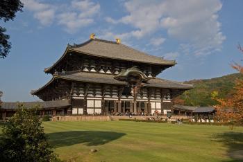 Ancient Nara by Gary Arndt