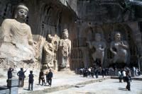 Longmen Grottoes by Solivagant