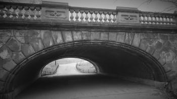 Central Park (T) by Kyle Magnuson
