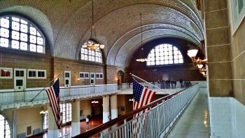 Ellis Island (T) by Kyle Magnuson