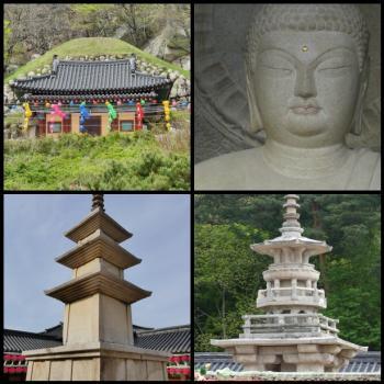 Seokguram Grotto and Bulguksa Temple by Clyde