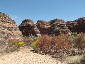 Purnululu National Park by John Booth