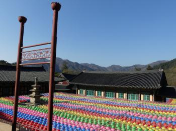 Haeinsa Temple by Clyde
