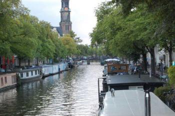 Amsterdam Canal Ring by History Fangirl