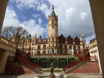 Residence Ensemble Schwerin - Cultural Landscape of Romantic Historicism (T) by Ralf Regele