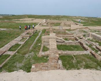 Archaeological sites of Otrar oasis (T) by Solivagant