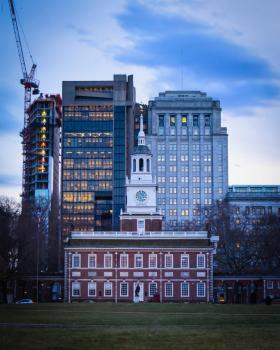 Independence Hall by History Fangirl