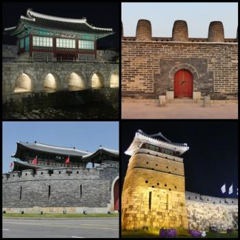 Hwaseong Fortress by Clyde