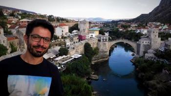 Mostar by Riccardo Quaranta