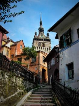 Sighisoara by Riccardo Quaranta