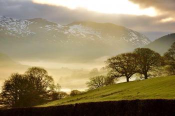 Lake District by Frederik Dawson