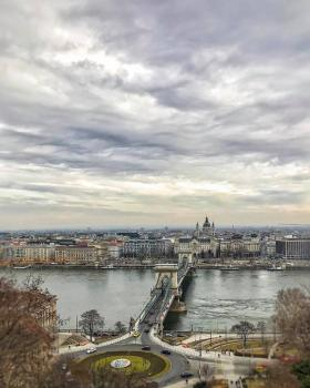 Budapest by History Fangirl