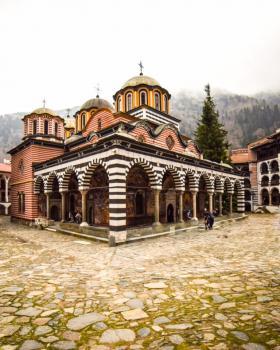 Rila Monastery by History Fangirl