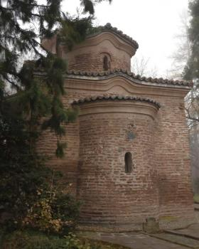 Boyana Church by History Fangirl