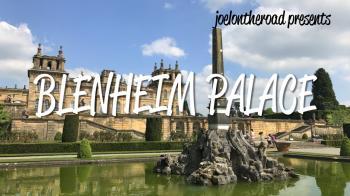 Blenheim Palace by Joel Baldwin
