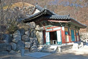 Seokguram Grotto and Bulguksa Temple by Gary Arndt
