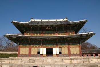 Changdeokgung Palace Complex by Gary Arndt
