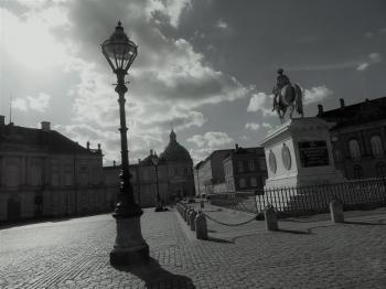 Amalienborg and its district (T) by Kyle Magnuson