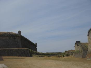 "Bulwarked Fortifications of the ""Raia"" (Border)  (T) by Wojciech Fedoruk"