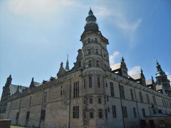 Kronborg Castle by Kyle Magnuson