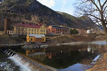 Rjukan / Notodden by Juha Sjoeblom