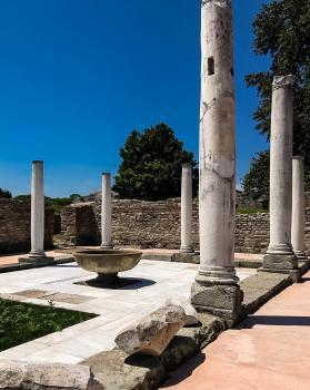 Gamzigrad-Romuliana by History Fangirl