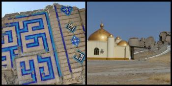 Silk Roads Sites in Turkmenistan (T) by Clyde