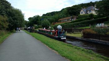 Pontcysyllte Aqueduct and Canal  by nan