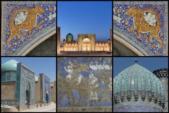 Samarkand by Clyde