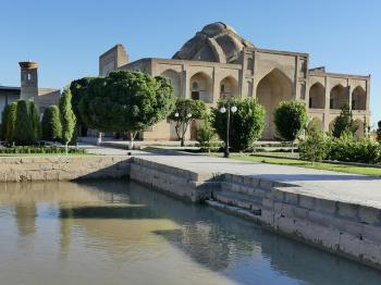 Silk Roads Sites in Uzbekistan (T) by Clyde