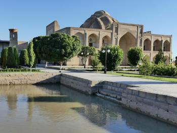 Silk Roads Sites in Uzbekistan (T) by Clyde
