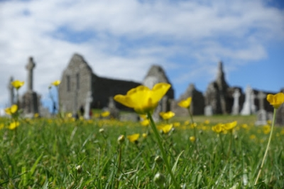 The Monastic City of Clonmacnoise and its Cultural Landscape (T) by Nan