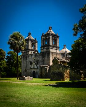 San Antonio Missions by History Fangirl