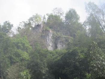 Gombak Selangor Quartz Ridge (T) by Wojciech Fedoruk