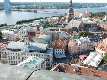 Riga by Klaus Freisinger