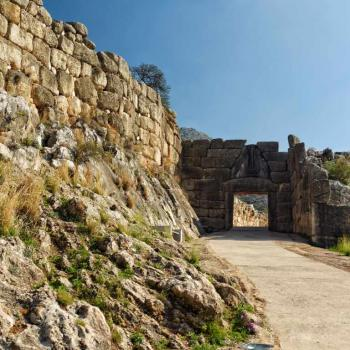 Mycenae and Tiryns