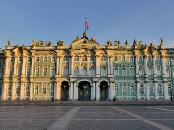 St. Petersburg by Clyde
