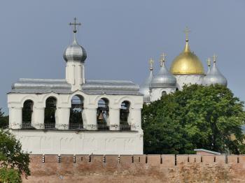 Novgorod by Clyde