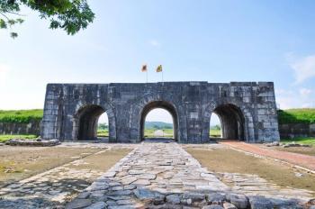 Citadel of the Ho Dynasty by Frederik Dawson