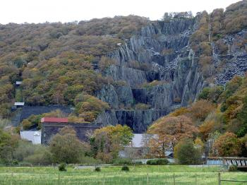 The Slate Landscape of Northwest Wales by Solivagant