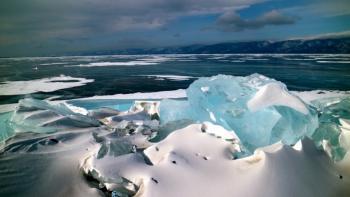 Lake Baikal by Martina Ruckova