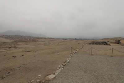 Archaeological Complex of Pachacamac (T) by Nan