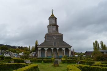 Churches of Chiloé by Michael Novins